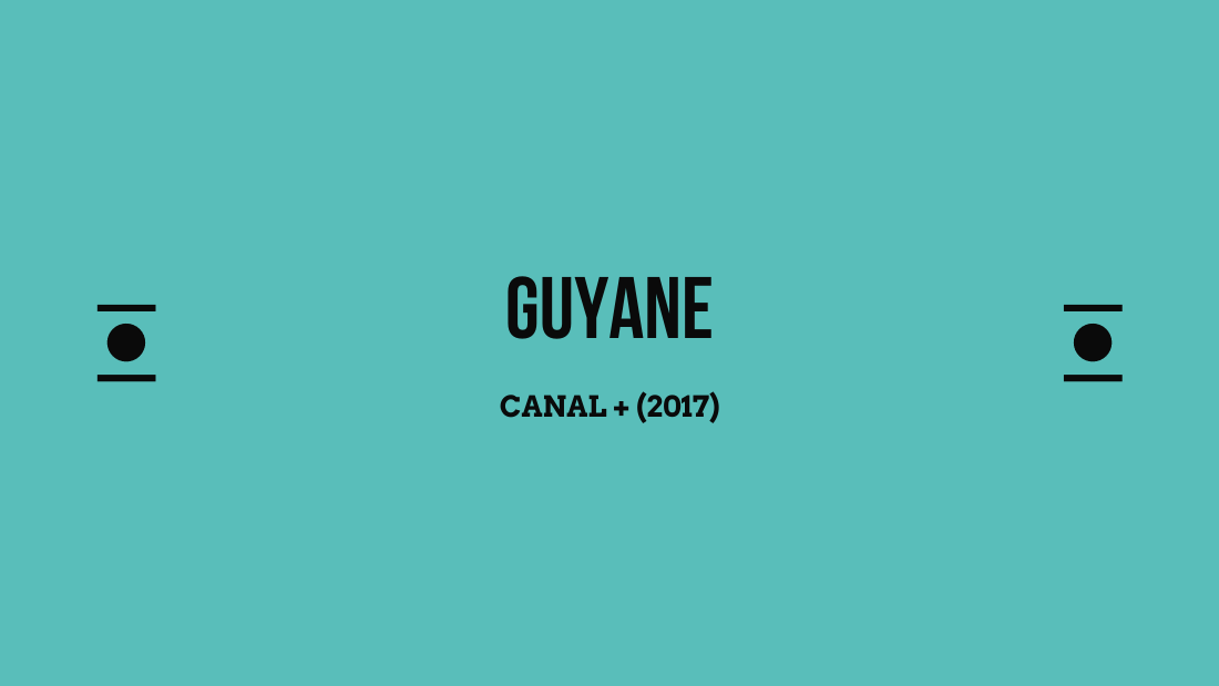 Couverture Guyane